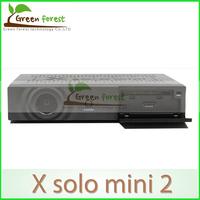 Enigma2 Satellite Receiver x solo mini 2 HD mini vu solo with BCM7358 DVB-S2,x solo mini 2 ,Free shipping