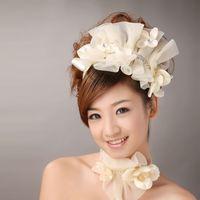 2013 bride hair accessory bridal hairpin silk yarn ribbon diamond wedding hair accessory th084
