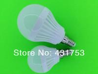5pcs/lot Free shipping 110V or 220V/AC Spotlight E14 6W 9W LED Energy Saving LED bulb lamp light SMD 5730 warm white/white