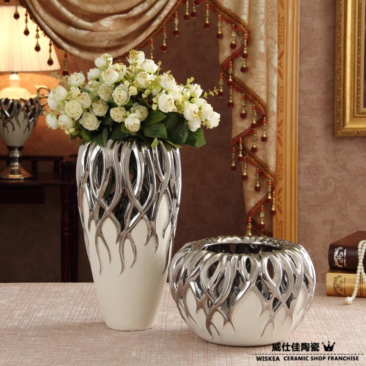 Дизайн ваза с цветами для улицы