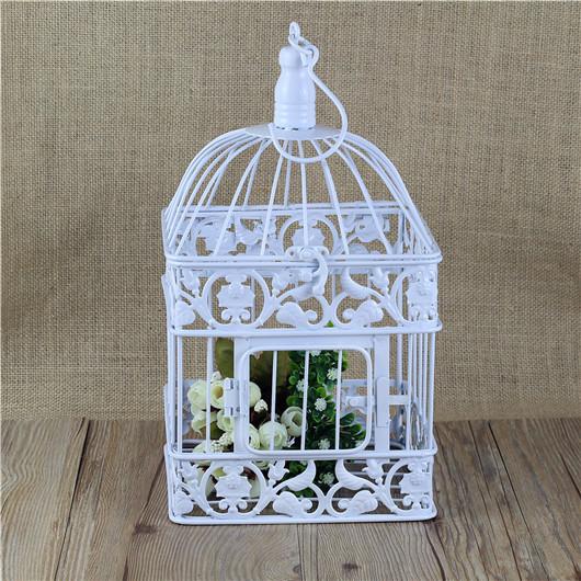 Online Get Cheap Antique Decorative Bird Cages Aliexpress
