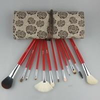 Free shipping !! 12 pcs MakeUP tools kit Cosmetic Beauty Makeup Brush Sets Wholesale