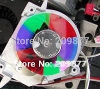 ORIGINAL COLOR WHEEL FOR Mitsubishi HC3000U projector colour wheel,HC3000U color wheel
