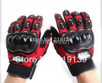 Motorcycle Racing Gloves Fox Motocross MTB Bicycle Bomber Guantes Off Road Cycling Motorbike Bike luvas Full Gloves Skull