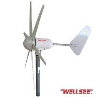 Household 300W horizontal axis windmill generator CE ROHS