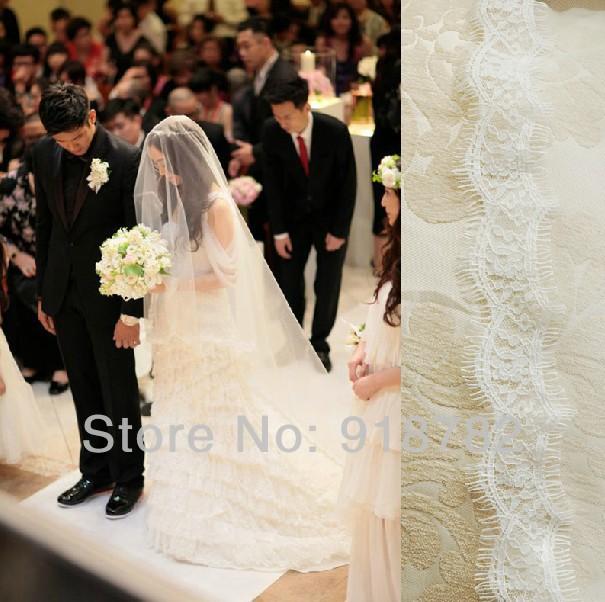 Свадебная фата veil012