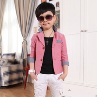 2014 new fashion spring and autumn Free Children formal blazer,boy kids suits,children's clothing