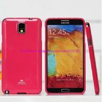 Free Shipping Korea Original Mercury GOOSPERY JELLY CASE TPU Case for Samsung Galaxy note 3 N9000 Soft TPU case retail package