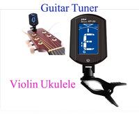New arrive!! LCD Digital Bass Violin Ukulele Guitar Tuner I34 Free drop ship