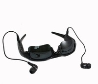Portable Bluetooth Media Player MP3 Smart Sunglasses for iPhone 5 5S