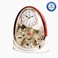 Genuine King watches 4212 Silent Sweep technology transfer personalized desk clock pendulum clock quartz clock creative arts