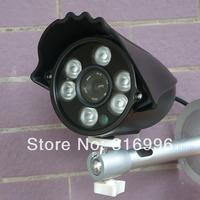 Hot HD 1000TVL CMOS 6 IR Array Cctv Security Camera Long Range Video Outdoor Color Waterproof WZ01-10B