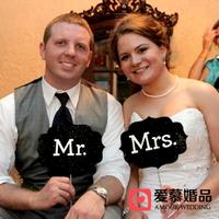 Wedding photo props style wedding welcome hz16