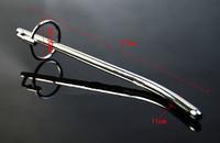 210mm Dilator Urethral Sounds Metal Cock Ring Sounding Sex Toys COPIS45