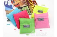 F830 new BIG BAGGU quality shopping bag / pouch free shipping 10pcs