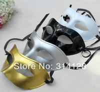Send free FedEx or DHL - Christmas Masks Venetian Masks Masquerade Masks Plastic Half Face Mask