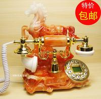 Fashion phone jade antique telephone nobility vintage telephone