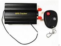 Free Shipping(3pcs/lot)! TK103B GPS103 Most Popular and Powerful Vehicle GPS Tracker +Vehicle Alarm QUAD BAND(NO RETAIL PACKING)