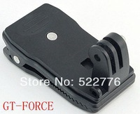 360 Rotary Clip for gopro accessories and camera hero1/2/3/3+