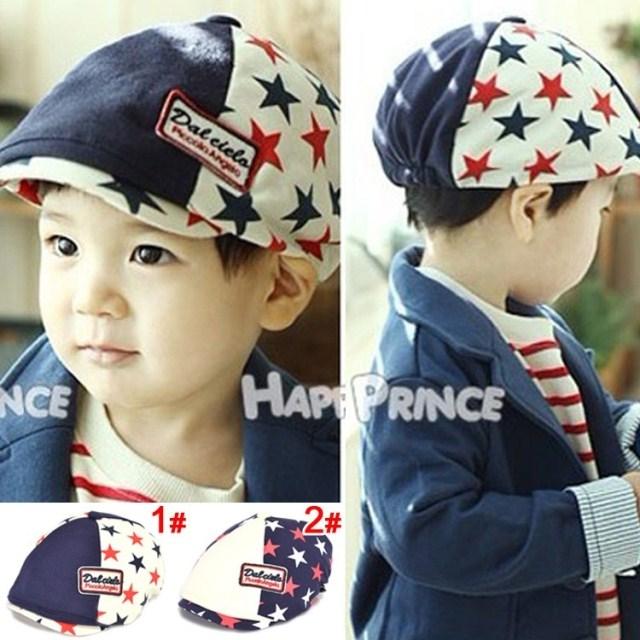 Детская шапочка для мальчика 10  SZMR1854