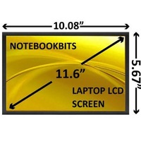 "Replacment for LAPTOP NETBOOK LED SCREEN DISPLAY PANEL 11.6"" WXGA FOR ACER ASPIRE ONE AO722-C52bb"