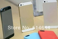 Wholesale New i5S 5s Unlocked 4.0 '' TFT Screen MTK6572 Dual Core goophone i5s 5s Wifi IOS 7 Menu Micro Sim LED Flash