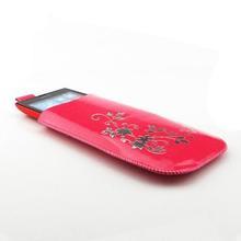popular leather phone skin