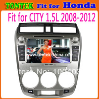 "8"" gps navigator for honda CITY with ATV+IPOD+BT+Radio/RDS+Telephone book+AUX IN 3D Rotating UI+PIP+DVD+SWC  tk8059"