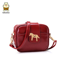 2014 Wine red fashion vintage female bags mini bag one shoulder cross-body bag small