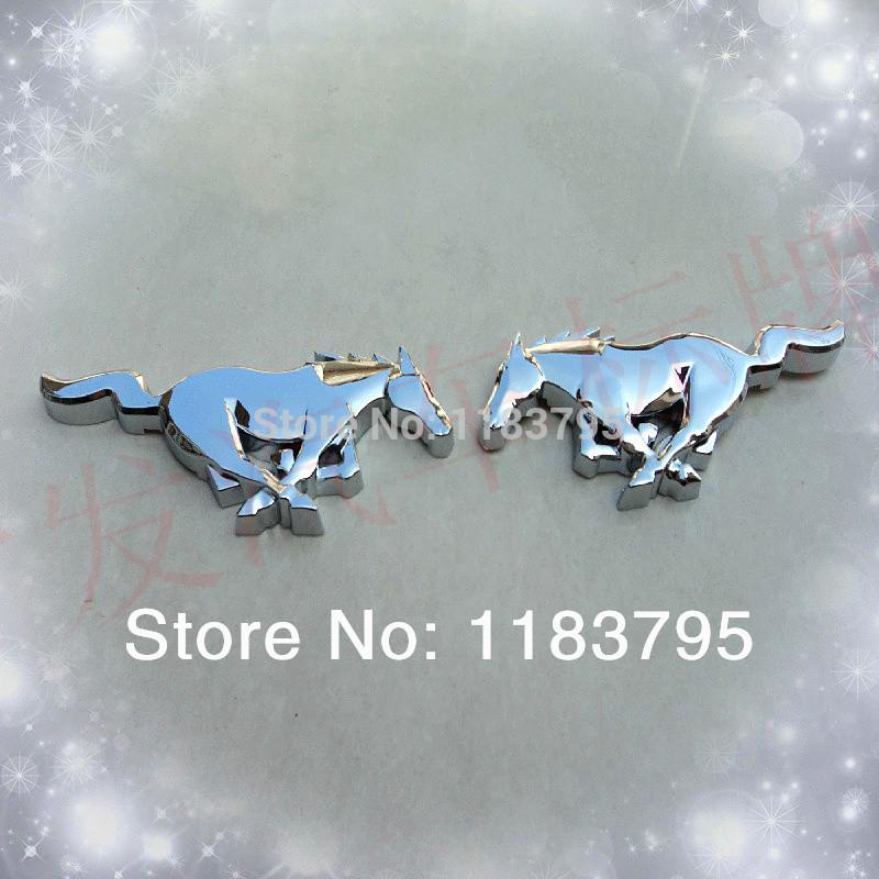 Mustangs Cars Online Mustang Car Badge Sticker