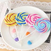 Hot Candy Lollipops eraser colorful eraser student eraser office eraser