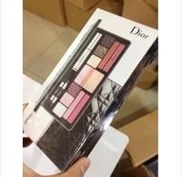 Free shipping-Make up compact makeup palette / eye shadow plate / lipstick / blush / powder make-up set full set combination