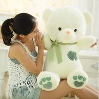 free shipping 2014 new hot sale Creative teddy bear plush toy doll couple models tuba baby toys brinquedos stuffed kawaii
