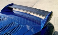 PAINTED CARBON FIBER BLADE 1991-1999 MR-2 SW20 JDM REAR WING TRUNK SPOILER (Brand new, no MOQ, In stock, Free shipping)