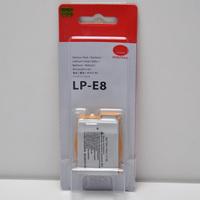7.2v 1120mah Digital Camera Rechargeable Li-ion Battery LP-E8 LP E8 LPE8 for CANON 550D 600D