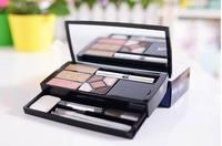 Cheap Beauty Product Series - Eyeshadow / Cheek Blusher / Lip Gloss / foundation / mascara Makeup Set-free shipping