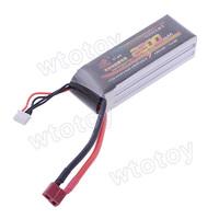 Fire Bull 2200 mAh 25C 11.1V High Rate Discharge Li-Po Battery for RC Model