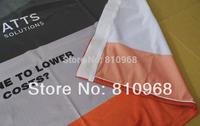 Velcro Spandex Fabric Graphic Banner 3X2.4M