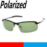 2014 hot sale 9327 men's outdoor polarized sunglasses drivers who drove anti-glare mirror Fishing Trip night vision glasses
