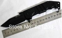 2pcs/lot COLD STEEL AK47+strider B43 Tactical Camping Survival Folding Knife 56HRC 440C Blade Aluminium Handle