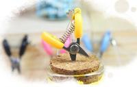 mini smallest scissors mobile phone chain