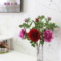 Peony Flower Bouquet Home Living Room Decoration Make Your Home a New Look Free Shipping