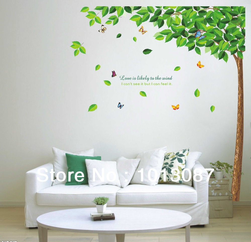 Wall Stickers Decoration Artistic Buy Wall Stickers Home Decor DIY Home Decorations