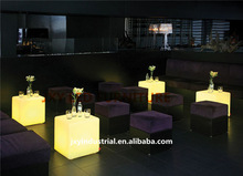 cube table light promotion