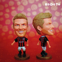 KODOTO 32# BECKHAM (AC) Football Star Doll (Classic Edition)