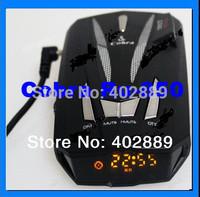 "Newest Cobra Digital Radar Laser Detector  RU 850  Car Radar Detector 16 Band 360 Degree Time & Speed 1.5"" LCD Free Shipping"