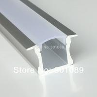 AP2515 led aluminium profile for ceiling, aluminum led light profile, anodized! 20m a lot, 1m per piece