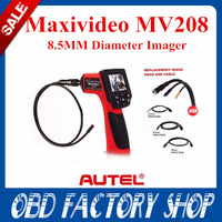 [Authorized Distributor]Autel Maxivideo MV208 8.5mm Digital Inspection Videoscope Diagnostic Boroscope Endoscope Camera DHL free