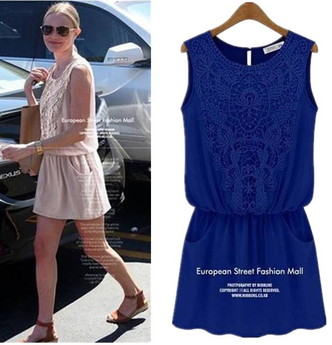 American casual dress 2014