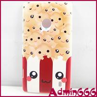 For Nokia Lumia 520 For Nokia Lumia 520 Lovely Cartoon Baby Face Bubble Hard Plastic Case For Nokia Lumia 520 525 Case
